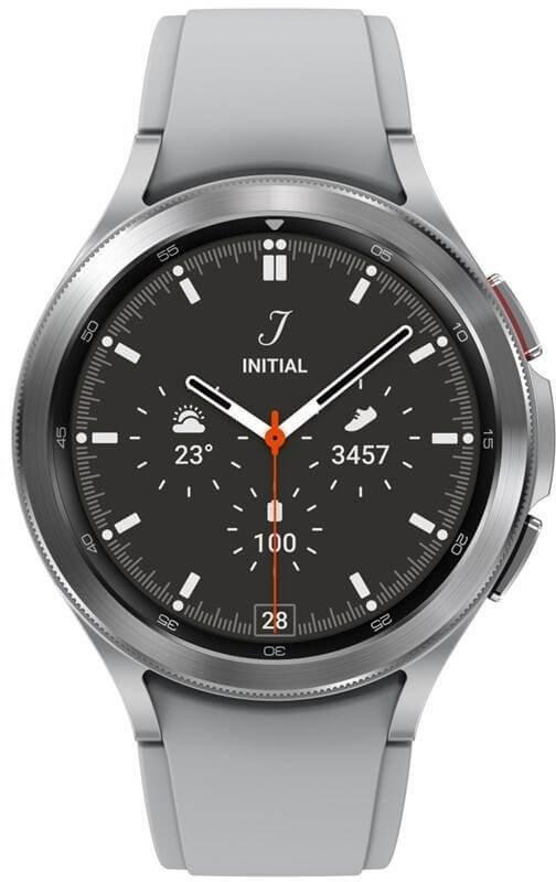 Samsung Galaxy Watch4 Classic 46 mm - Silver