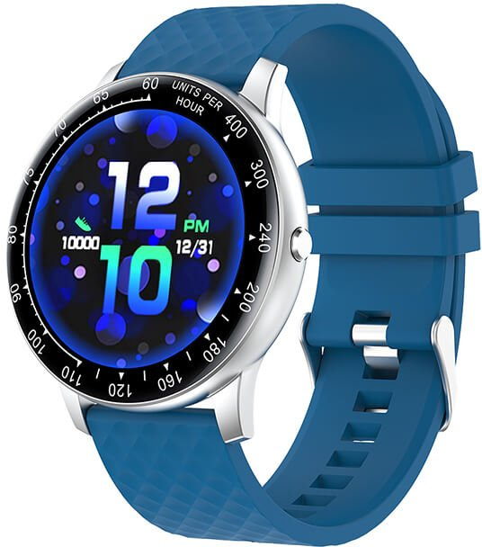Wotchi W03BL Smartwatch - Blue