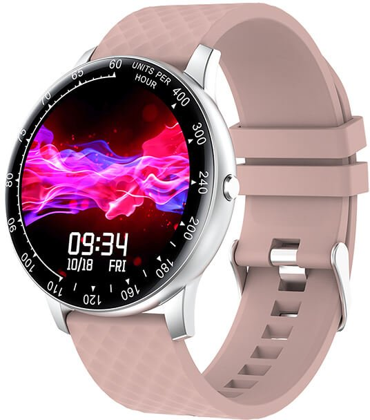 Wotchi W03PK Smartwatch - Pink